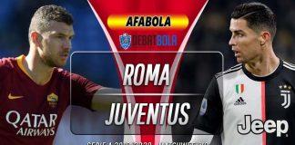 Prediksi Roma vs Juventus 13 Januari 2020