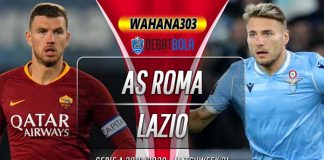 Prediksi Roma vs Lazio 27 Januari 2020