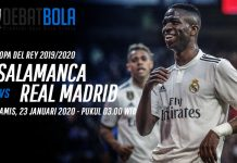 Prediksi Salamanca vs Real Madrid 23 Januari 2020