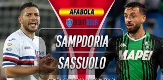 Prediksi Sampdoria vs Sassuolo 26 Januari 2020