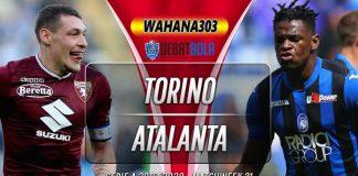 Prediksi Torino vs Atalanta 26 Januari 2020