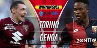 Prediksi Torino vs Genoa 10 Januari 2020