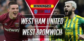 Prediksi West Ham United vs West Bromwich Albion 25 Januari 2020