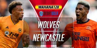 Prediksi Wolves vs Newcastle United 11 Januari 2020
