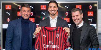 AC Milan Berutang Banyak Pada Ibrahimovic