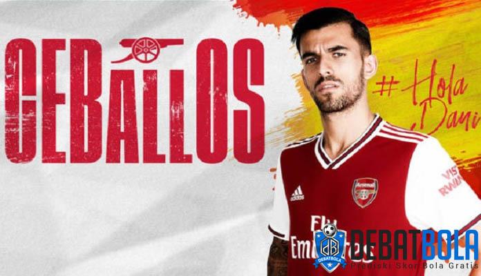 Alasan Ceballos Lebih Pilih Arsenal Ketimbang Liverpool