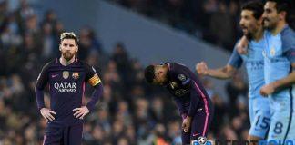 Apa Kata Lionel Messi Soal Hukuman Man City?