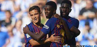 Barcelona Klub Para Badut