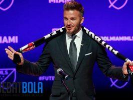 Beckham Impikan Messi dan Ronaldo Duet di Inter Miami