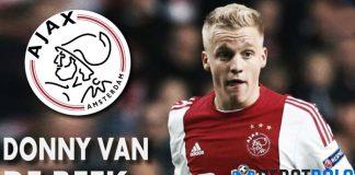 Bisakah Ajax Pertahankan Van de Beek?