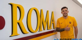 Carles Perez Resmi Jadi Penggawa Baru AS Roma