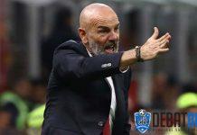 Kalah dari Inter, Stefano Pioli Marah Besar