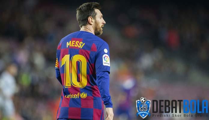 Lionel Messi Kritisi Pernyataan Eric Abidal