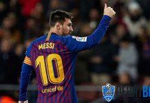 Messi Takkan Gabung Manchester City