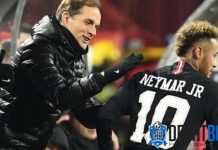 Neymar : Terus Mainkan Aku, Tuchel!