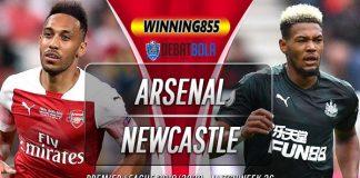 Prediksi Arsenal vs Newcastle United 16 Februari 2020