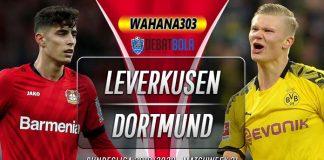 Prediksi Bayer Leverkusen vs Borussia Dortmund 9 Februari 2020