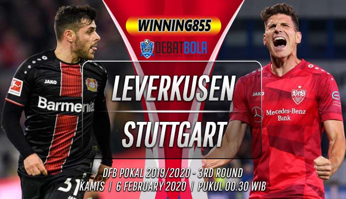 Prediksi Bayer Leverkusen vs Stuttgart 6 Februari 2020