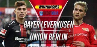 Prediksi Bayer Leverkusen vs Union Berlin 5 Maret 2020
