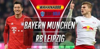 Prediksi Bayern Munchen vs RB Leipzig 10 Februari 2020