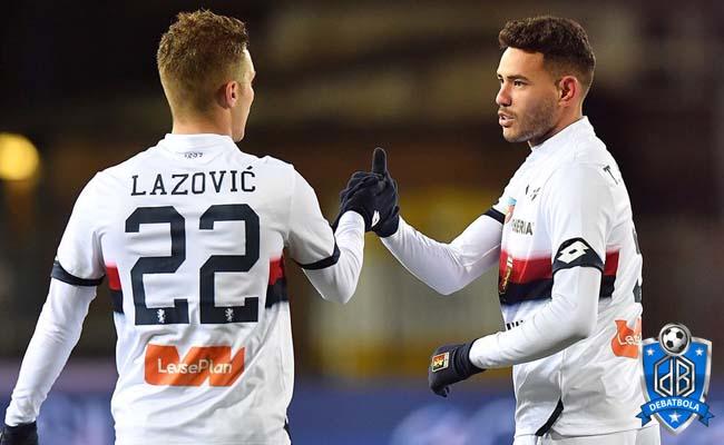 Prediksi Bologna vs Genoa 16 Februari 2020