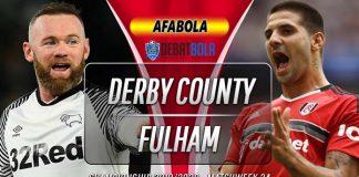 Prediksi Derby County vs Fulham 22 Februari 2020