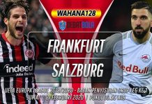 Prediksi Eintracht Frankfurt vs Salzburg 21 Februari 2020