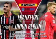 Prediksi Eintracht Frankfurt vs Union Berlin 25 Februari 2020