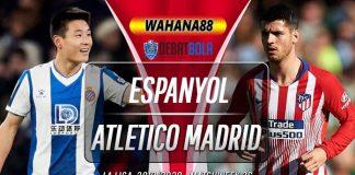 Prediksi Espanyol vs Atletico Madrid 1 Maret 2020