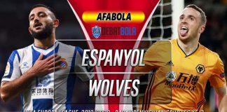 Prediksi Espanyol vs Wolves 28 Februari 2020