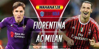 Prediksi Fiorentina vs Milan 23 Februari 2020