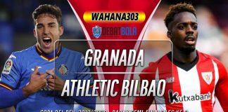 Prediksi Granada vs Athletic Bilbao 6 Maret 2020
