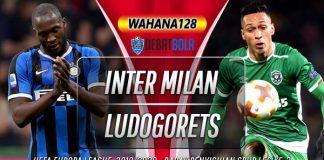 Prediksi Inter Milan vs Ludogorets 28 Februari 2020