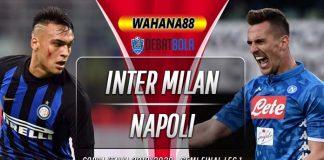 Prediksi Inter Milan vs Napoli 13 Februari 2020