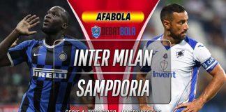 Prediksi Inter Milan vs Sampdoria 24 Februari 2020