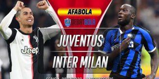 Prediksi Juventus vs Inter Milan 2 Maret 2020