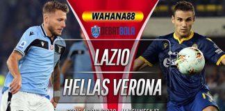 Prediksi Lazio vs Hellas Verona 6 Februari 2020