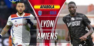 Prediksi Lyon vs Amiens 6 Februari 2020