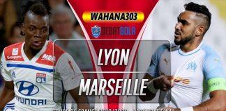 Prediksi Lyon vs Marseille 13 Februari 2020