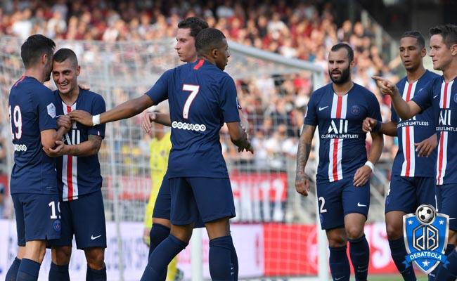 Prediksi Lyon vs PSG 5 Maret 2020