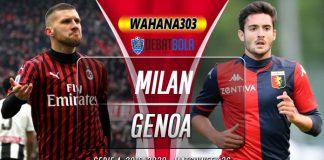 Prediksi Milan vs Genoa 1 Maret 2020