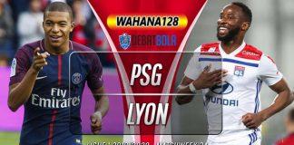 Prediksi PSG vs Lyon 10 Februari 2020