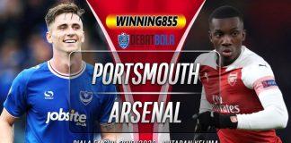 Prediksi Portsmouth vs Arsenal 3 Maret 2020