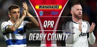 Prediksi QPR vs Derby County 26 Februari 2020
