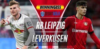 Prediksi RB Leipzig vs Bayer Leverkusen 1 Maret 2020