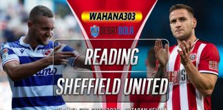 Prediksi Reading vs Sheffield United 4 Maret 2020
