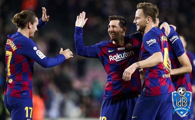 Prediksi Real Betis vs Barcelona 10 Februari 2020 2