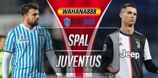 Prediksi SPAL vs Juventus 23 Februari 2020