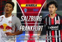 Prediksi Salzburg vs Eintracht Frankfurt 28 Februari 2020
