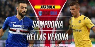 Prediksi Sampdoria vs Hellas Verona 3 Maret 2020